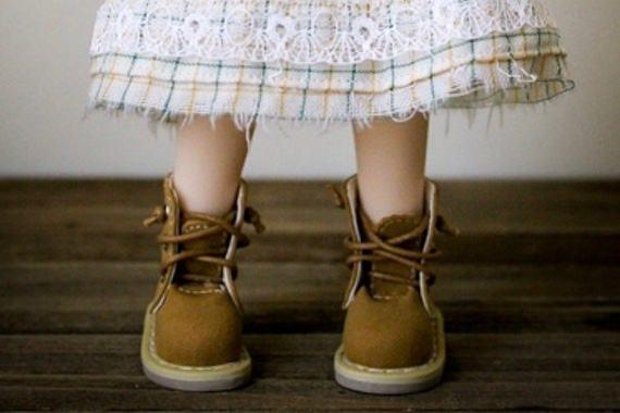 Boots Pre-Order for 30cm Child (Tum)