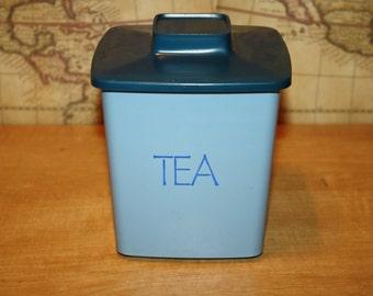 Tea Canister - item #2411