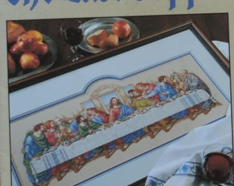 The Last Supper - Leisure Arts Leaflet 2768