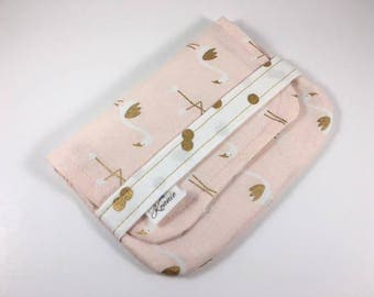 Sanitary Pad Holder Tampon Case Flamingo