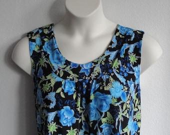 S - L- Post Surgery Clothing - Shoulder Surgery Shirt / Rehab/ Heart Surgery / Breast Cancer  / Hospice / Stroke / Breastfeeding -Style Sara