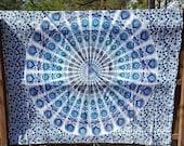 Large Mandala Tapestry Boho Beach Blanket Yoga Mat Festival Sheet Wall Hanging