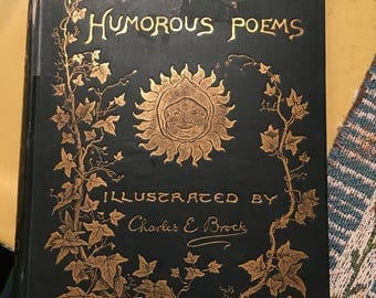 Hood's Humorous Poems