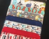 Cloth Diaper Inserts, Diaper Doublers, Gender Neutral Baby, 12 Pack, Baby Shower Gift, Diaper Liners, Cloth Diaper Liners, Overnight Liners