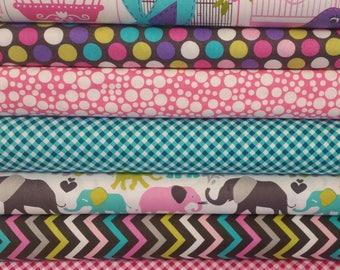 Baby Girl Bedding, Crib Bedding, Toddler Bedding, Nursery Set, Girl Crib Bedding, Crib Skirt, Crib Sheet, Changing Pad Cover, Bumper Pad