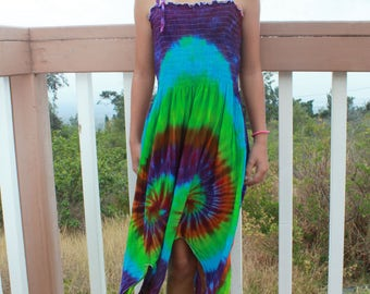 Tie Dye Fairy Dress | Girls Sizes