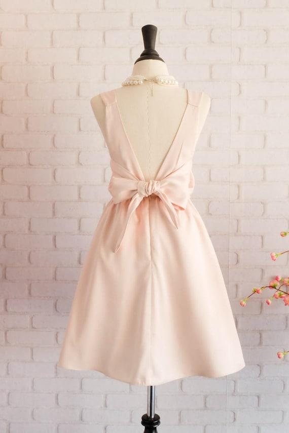 Champagne dress Champagne bridesmaid dresses Champagne prom