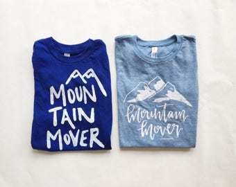 Mountain Mover kid T Shirt