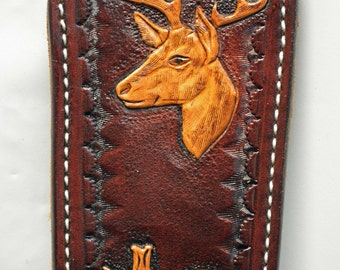 Rifle Sling 8 point buck padded w/lining