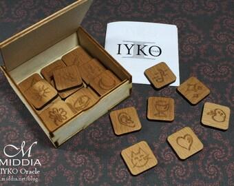 IYKO Oracle friendly runes DISCOUNT