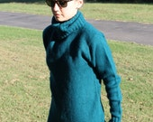 Sweater Beautiful Color Turle Neck Win Win