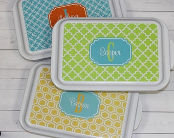 Monogram Cake Pan - Personalized Cake Pan - Custom Casserole Dish - Shower Gift - Covered Dish - Gift for Cooks - Housewarming Hostess Gift