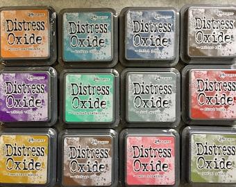 Distress Oxide Ink Pads