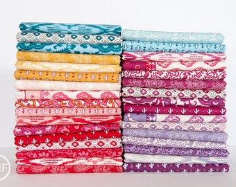 Fat Quarter Bundle Spellbound Complete Collection, 33 Pieces, Urban Chiks, 100% Cotton, Moda Fabrics, 31110