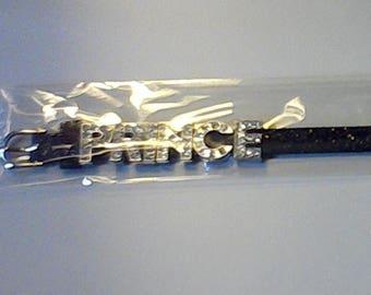 Prince Letter Bracelet