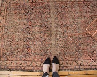 4x6.5 Antique Malayer Rug