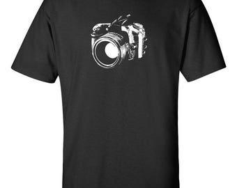 Digital Camera Photography Shirt - Shutterbug - Photographer