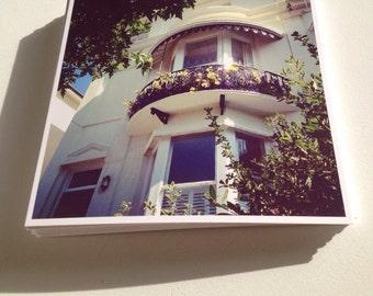 Square Greeting Card - Brighton Architecture