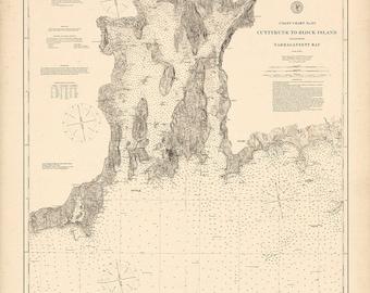 Narragansett Bay – 1898