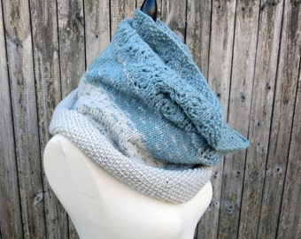 Knitting Pattern ~ Carol Cowl ~ Knitting Pattern
