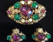 Reserved Anne715 Suffragette Brooch set Pin set