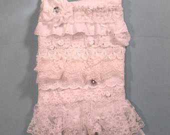 Lace'n'pearls Boho Gypsy crossbody bag purse