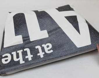 Recycled Authentic Banner Bags and Floorcloths