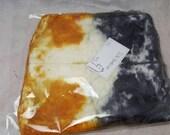 Silk hankies mawata gold black and white Lot I 1.1oz
