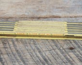 Vintage Stanley Four Way Extension Folding Ruler No. X226
