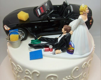 Bmw Cake Topper Etsy
