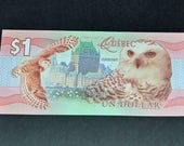 Canada  One Dollar Banknote uncirculated
