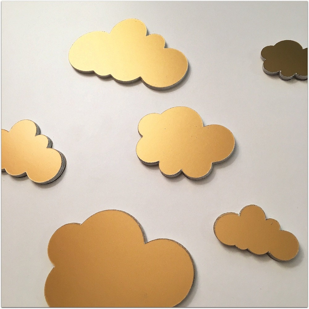 Scrapbook paper clouds - Sold By Happymoment