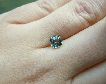 Genuine Montana Sapphire Color Change Cushion Cut 1.15 carat Loose Gemstone for Jewelry Ethically Mined
