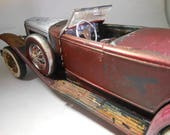 Classicwrecks,Scale Model Car,Great Gatsby,Junker Model,Rusted Wreck