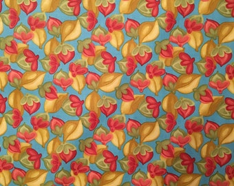 1 yard Cotton Quilting Fabric: Spirit by Lila Tueller/Moda