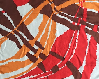 Abstract Print Jacqmar Scarf
