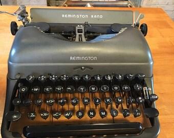 REMINGTON RAND TYPEWRITER
