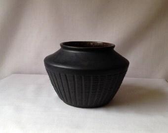 Vintage Black Pottery Berea College