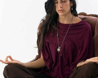 Modal Poncho, Eco-friendly Fabric, SALE