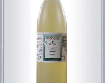 Watermelon Seed Oil 100% Pure Organic Unrefined
