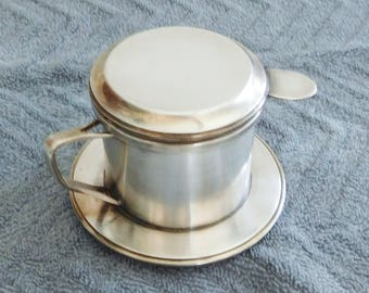 Silver Plate Tea Infuser Loose Leaf or Bag 3 Pieces