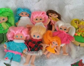 Flatsy Dolls by Uneeda