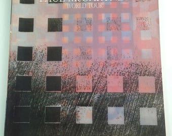 Paul McCartney 1989 WORLD TOUR 100 Page Program NM+!