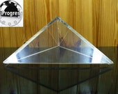 Triangle Based Pyramid With Open Base