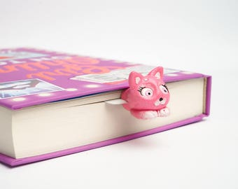 MYBOOKMARK // Kitty-Cutie // Fairyland Collection // Handmade and crafted with love // Back to school gift //
