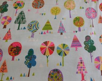 Magic Trees - Monkey Business - Alexander Henry Fabric 1 Yard