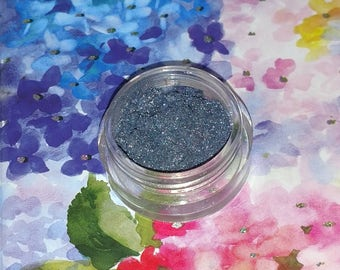Dreamscape - dark blue base with blue sparkles 5 gram jar VEGAN