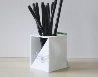 Pen Case Organizer, Modern And Minimalistic Style.