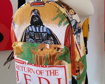 Star Wars Return of the JEDI Darth vader backpack (Medium)