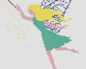 Fairy - Cross Stitch pattern